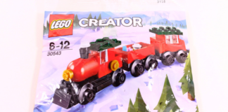 LEGO Creator 30543 Christmas Train