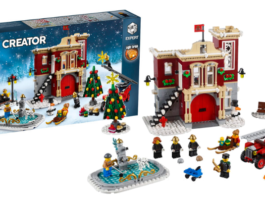 LEGO Creator Expert 10263 Winter Village Fire Station aangekondigd