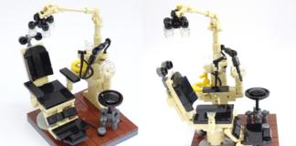 LEGO Dentist Office