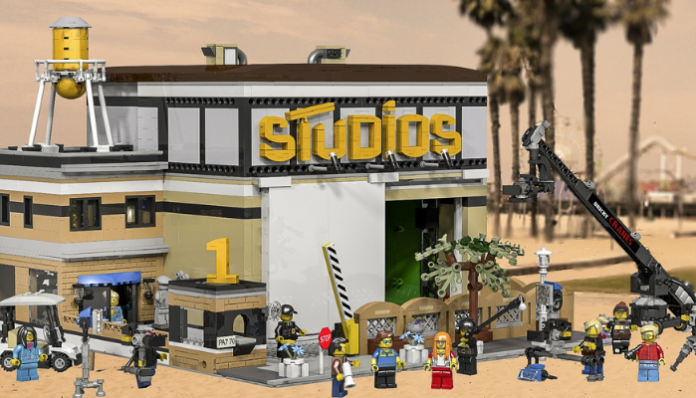 LEGO Ideas Modular Film Studio