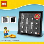 LEGO 5005359 Minifigure Collector Frame