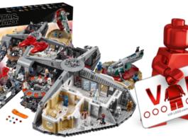 LEGO Star Wars 75222 Betrayal at Cloud City VIP Early Access