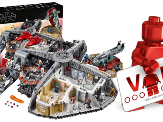 LEGO Star Wars 75222 Betrayal at Cloud City VIP Early Access