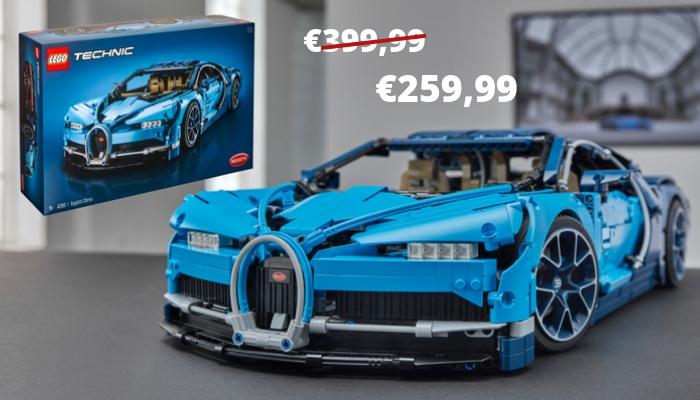 b5310fdec0a Aanbieding] LEGO Technic 42083 Bugatti voor €259,99 - Bouwsteentjes.info