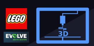 LEGO investeert in 3D print bedrijf Evolve
