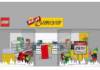 LEGO opent LEGO pop-up stores in Amerika