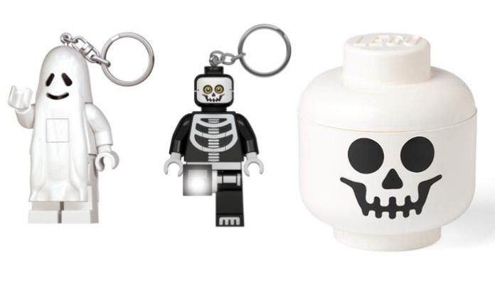 Nieuwe LEGO Halloween items
