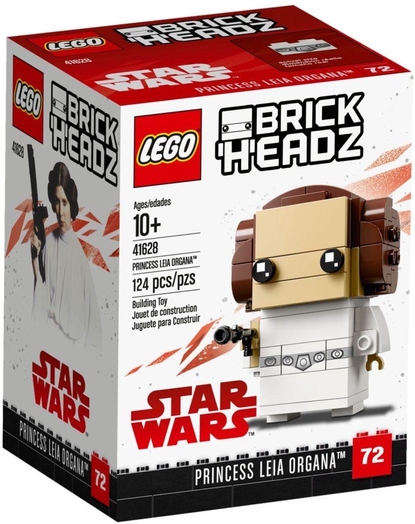 LEGO BrickHeadz 41628 Leia