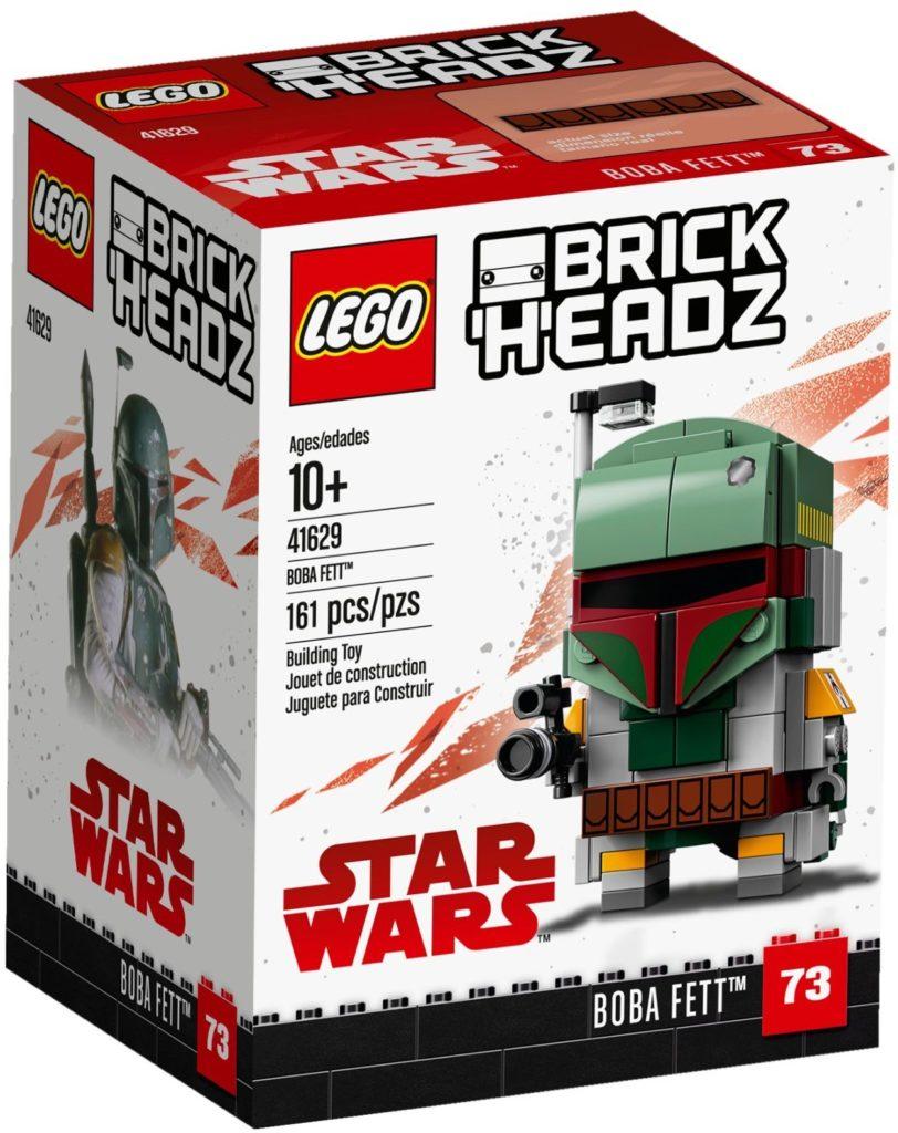 LEGO Star Wars 41629 Boba Fett