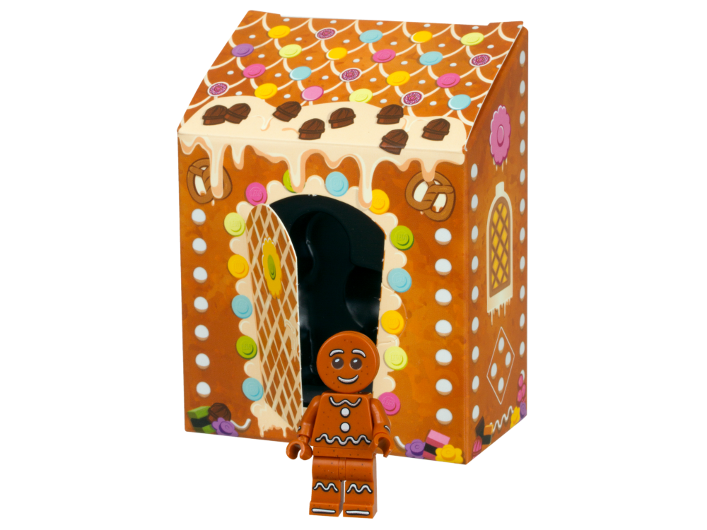 LEGO 5005156 Gingerbread Man