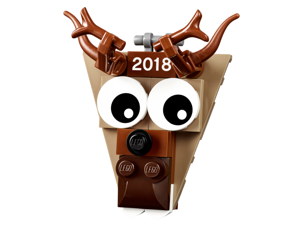 LEGO 5005253 Christmas Reindeer Ornament