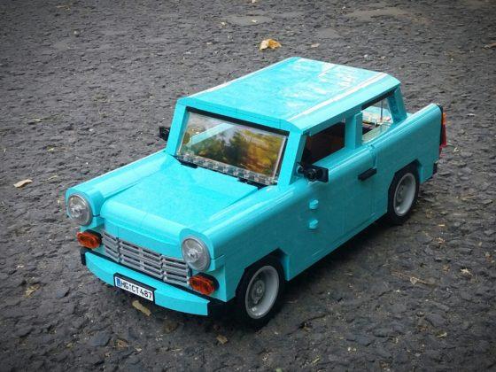 LEGO Ideas Trabant 601