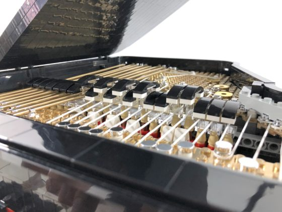 LEGO Ideas Playable Piano