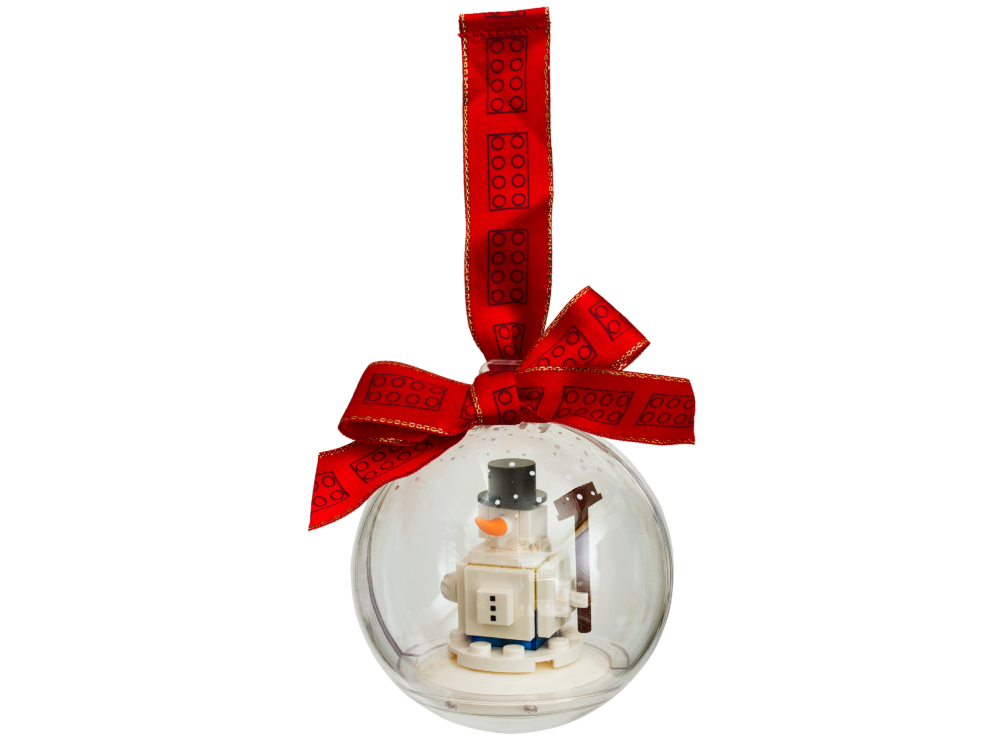 LEGO 853670 Snowman Ornament