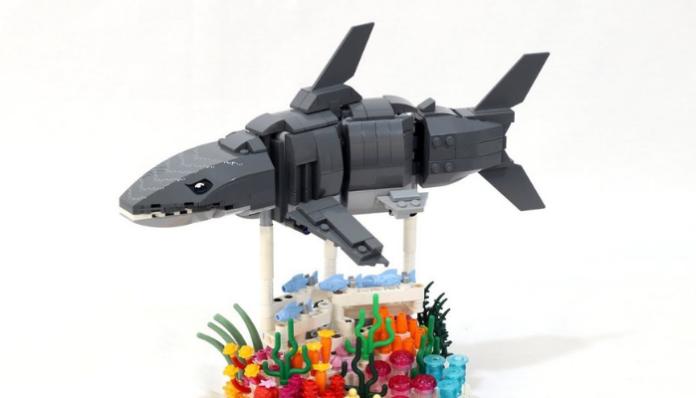 Brick Built LEGO Forma Skin
