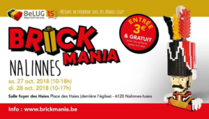Brick Mania Nalinnes