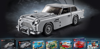 Build Something Spectacular From the World of 007