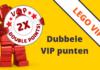 Dubbele LEGO VIP punten oktober 2018