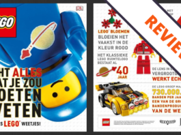 Echt alles wat je zou moeten weten - LEGO boek