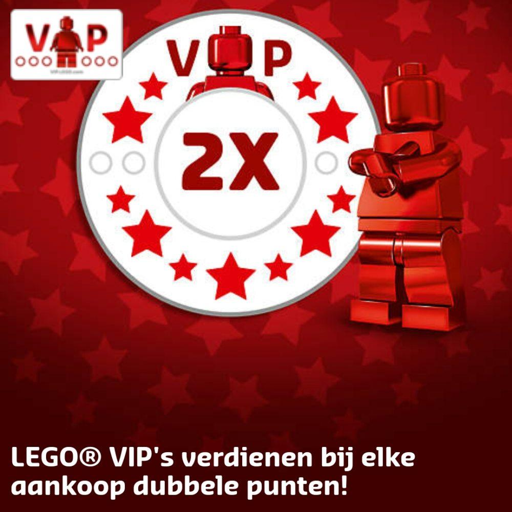 Dubbele VIP punten banner