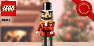 LEGO 40254 Nutcracker verkrijgbaar