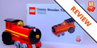 LEGO 6258623 Classic Wooden Train