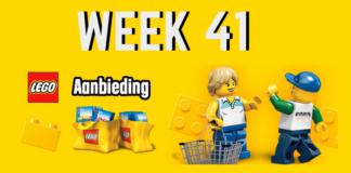 LEGO Aanbiedingen week 41 2018