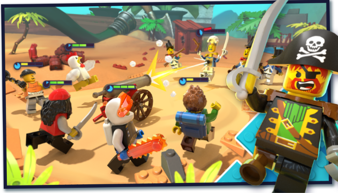 LEGO Battle Adventures
