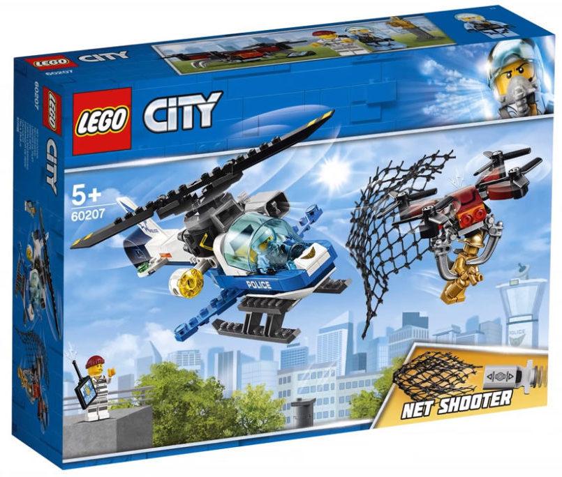 LEGO City 60207 Police Drone