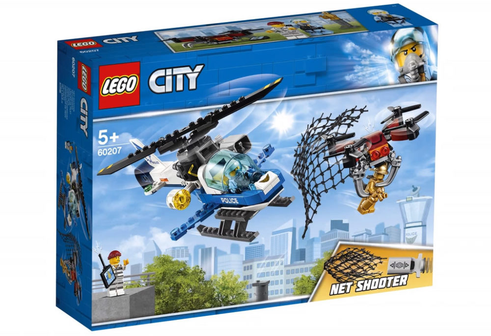 LEGO City 60207 Police Drone