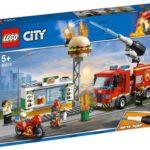 LEGO City 60214 Burger Bar Rescue