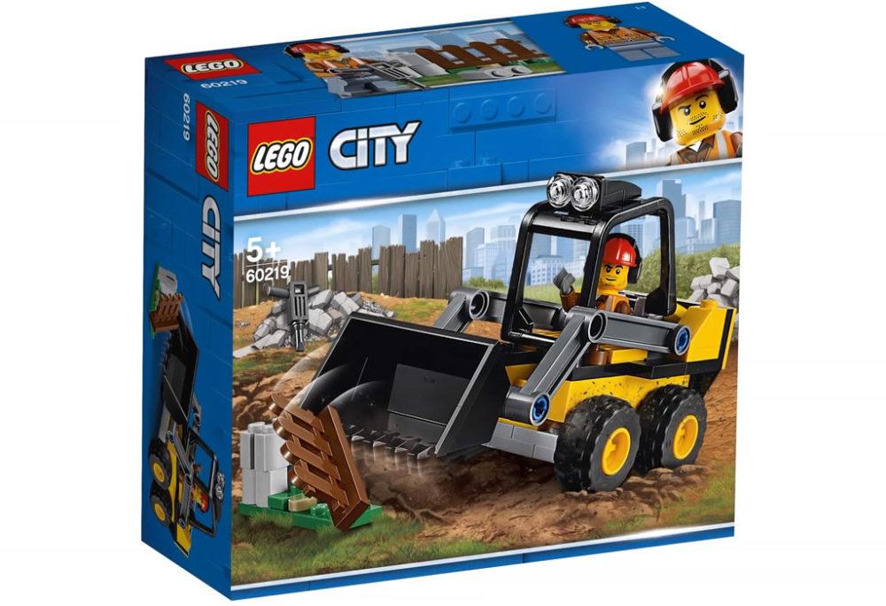 LEGO City60219 Loader