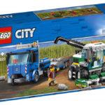 LEGO City60223 Harvester Transport