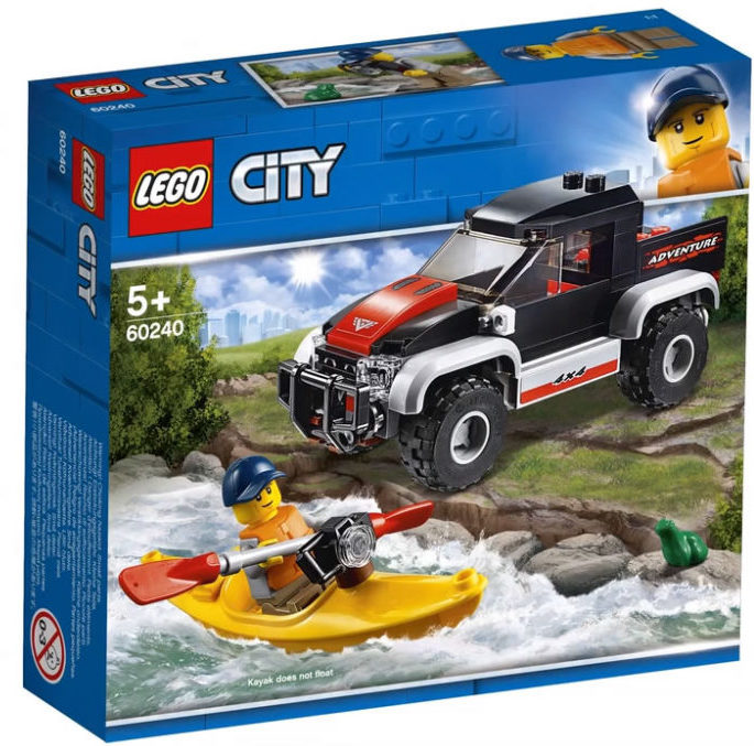LEGO City 60234 Kayak Adventure