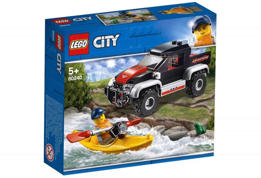 LEGO City60234 Kayak Adventure