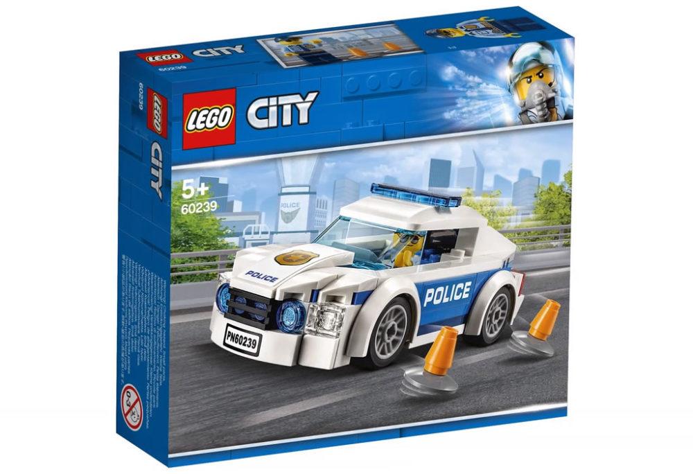 LEGO City60239 Police Patrol Car