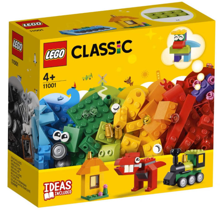 LEGO Classic 11001 Bricks & Ideas