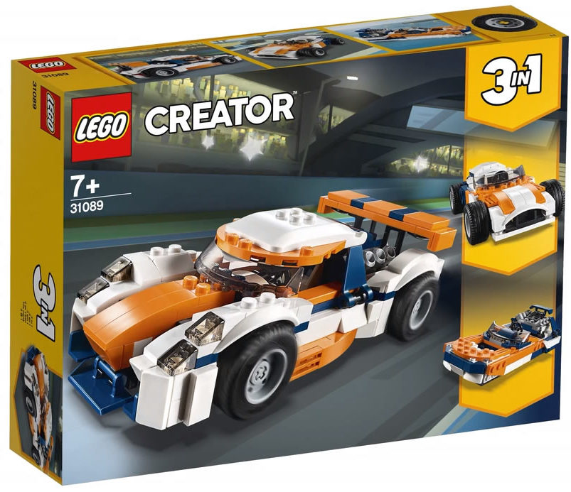 LEGO Creator31089 Sunset Track Racer