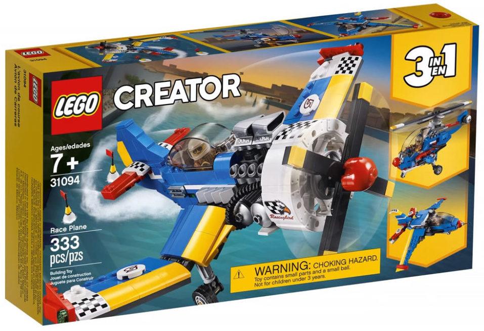 LEGO Creator 31094 Racing Plane
