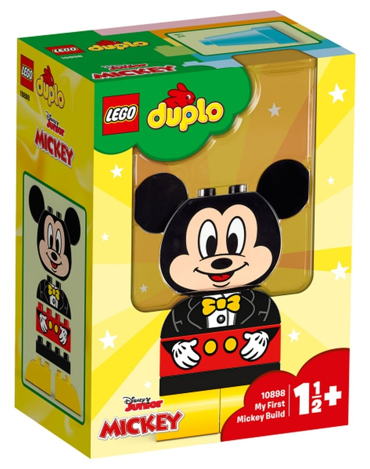 LEGO DUPLO 10897 My First Mickey Build