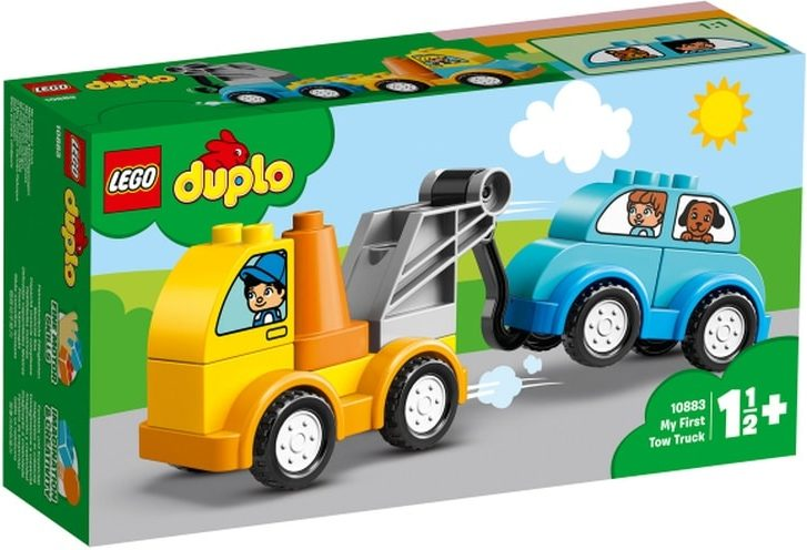 LEGO Duplo 10883 My First Tow Truck
