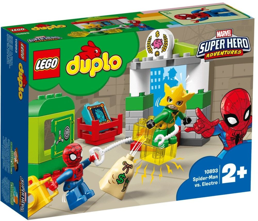 LEGO Duplo 10893 Spider-Man vs Electro