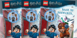 LEGO Harry Potter Back To Hogwarts