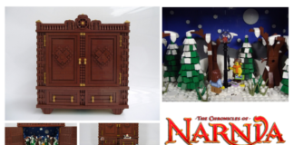 LEGO Ideas The Wardrobe