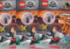 LEGO Jurassic World Jurassic Hero