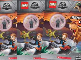 LEGO Jurassic World Jurassic Hero