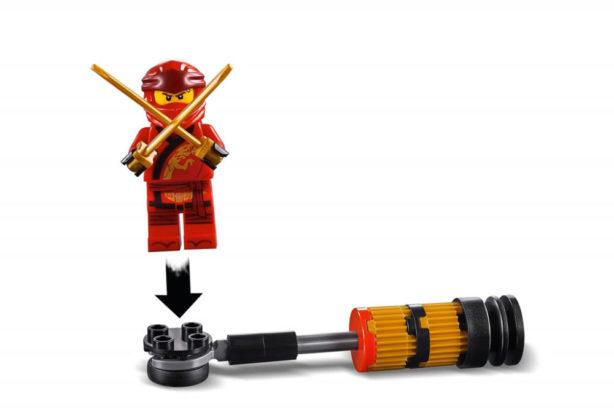 LEGO Ninjago 70680 Monastery Training