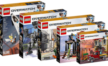 LEGO Overwatch sets onthuld