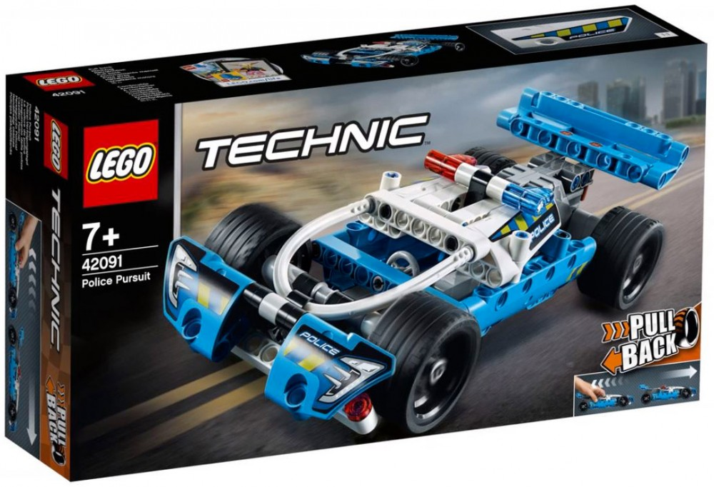 LEGO Technic 42091 Police Pursuit