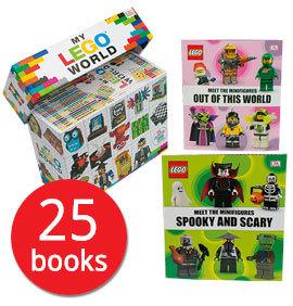 My LEGO World - 25 Boeken